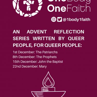 Advent Reflection Series for Members