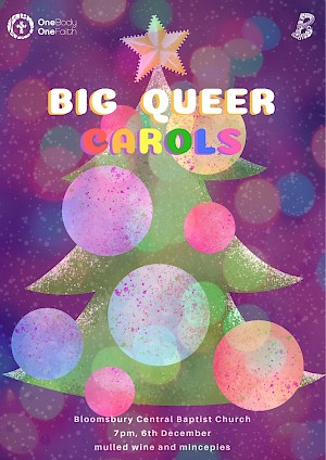 Big Queer Carols